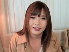 Crazy Japanese Model In Fabulous Blowjob Jav Clip
