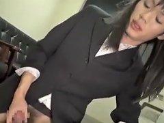 Incredible Japanese Slut In Exotic Masturbation...