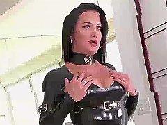 Ts Nina Lawless Dominates Katrina Jades Wet...