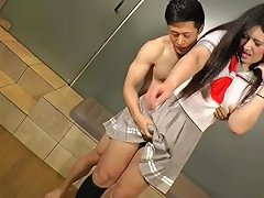 Cosplay Nippon Newhalf Pounded Doggystyle