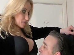 Fabulous Amateur Shemale Video With Stockings...