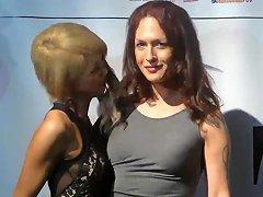 Nikki Montero And Japanese Newhalf Miran...