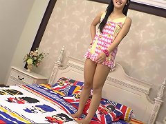 18 Year Old Asian Ladyboy Oily Blowjob And...